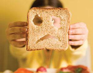Аллергия на глютен у ребенка: симптомы