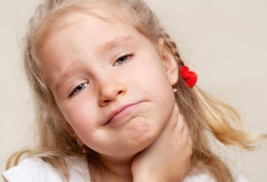 Лакунарная ангина у детей