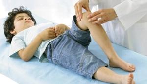 Артрит у детей: симптомы и лечение