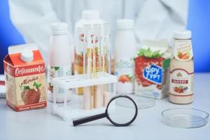 Молочные составляющие в продуктах питания