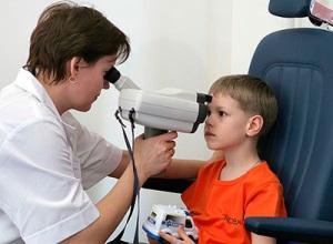 Виды и формы заболевания глаз