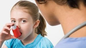 Астма у детей: признаки и симптомы
