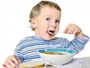 Диета и меню для ребенка