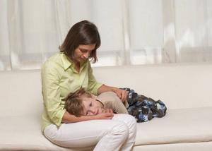 Течение болезни у ребенка и возможные осложнения