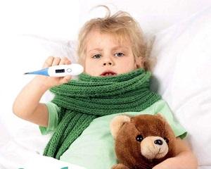 Гнойная ангина у детей: лечение