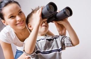 Профилактика ложной близорукости у ребенка
