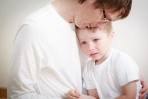 Предвестники приступа у ребенка