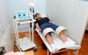 Физиотерапевтические методы терапии