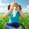 Симптомы аллергии на цветение у детей