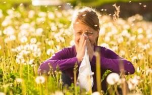 Какие растения вызывают реакцию у ребенка весной?