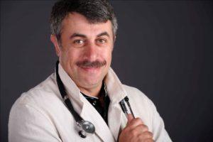 Советует ли прививаться доктор Комаровский?