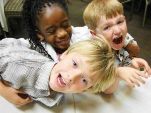 Гиперкинетическое расстройство поведения у детей