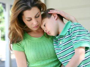 Формы заболевания и соответствующие симптомы
