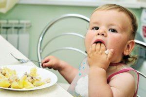 Как происходит заражение малышей?
