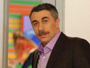 Доктор Комаровский о ДЖВП у ребенка