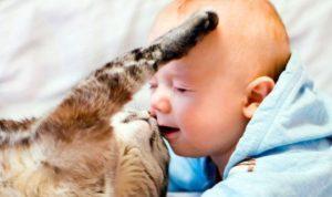 Способы заражения ребенка