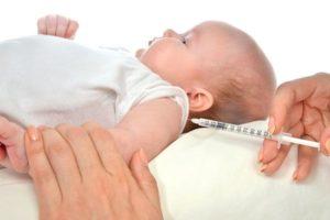 Эффективность своевременной вакцинации