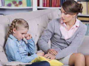 Советы родителям по коррекции поведения ребенка