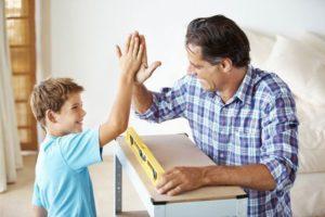 Советы и рекомендации родителям по коррекции детского поведения