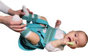 Ортопедические устройства для малышей