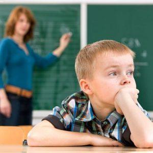 Дефицит внимания у детей - признаки