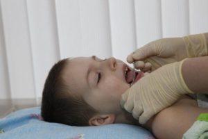 Лечение заболевания в детском возрасте