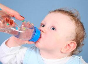 Соблюдение диеты и питьевого режима
