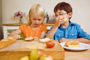 Диета и меню для малышей