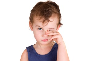 Бактериальный конъюнктивит у ребенка - лечение