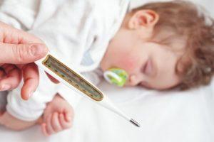 Симптомы и признаки у детей