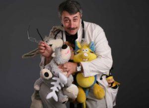 Что советует доктор Комаровский родителям?