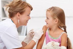 График защитных прививок