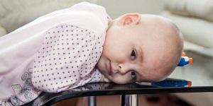 Лимфома - симптомы у детей