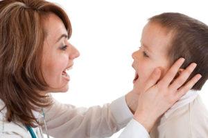 Как развивается болезнь у детей?
