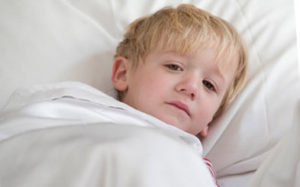 Как понять, что ребенок чем то отравился?