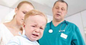 Причины возникновения у ребенка