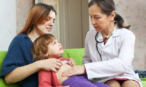 Панкреатит у детей - симптомы