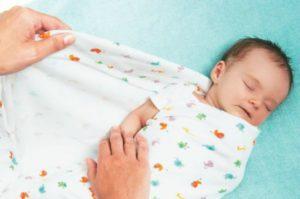 Как лечат сломанную кость у новорожденных малышей?