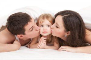 Каким должно быть поведение родителей?