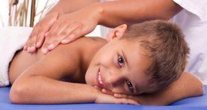 Как делать лечебный массаж?
