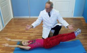 Лечебная гимнастика для пациента