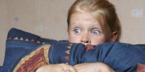 Какие бывают у ребенка?