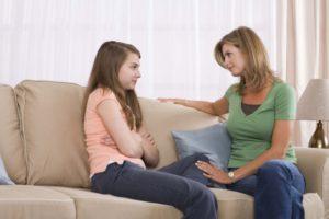 Когда цикл у девочки станет регулярным?
