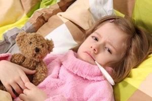 ОРЗ у детей - симптомы и лечение