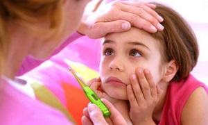 ОРВИ - симптомы и лечение у детей