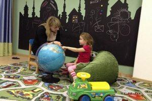 Психологические тренинги для малыша