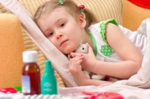 Синдром Рея у детей