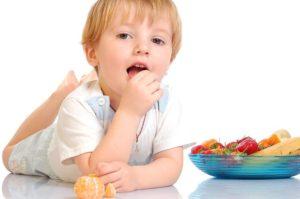 Диетотерапия для малыша