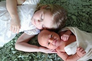 Уход за кожей малышей