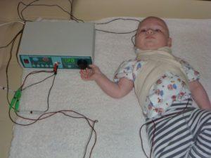 Физиотерапия для малышей